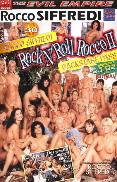 Rock n Roll Rocco #02 DVD