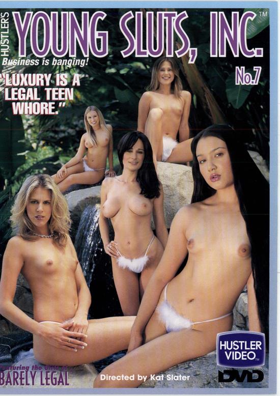 Young Sluts, Inc. #7 DVD