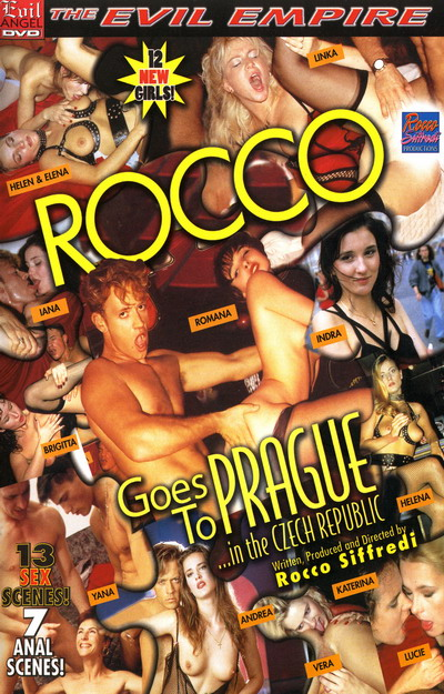 Rocco Goes To Prague