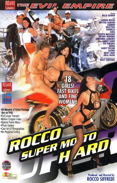 Rocco Super Moto Hard DVD