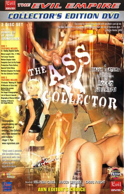 The Ass Collector DVD