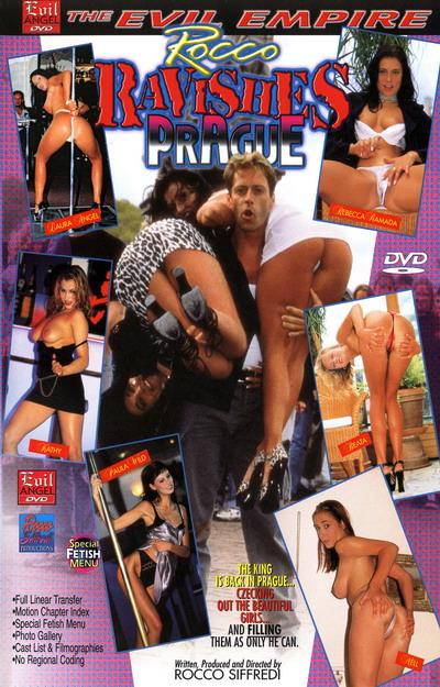 Rocco Ravishes Prague #01 DVD