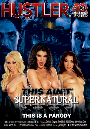 This Ain't Supernatural XXX DVD