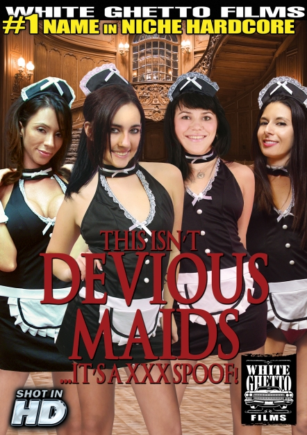 This Isn't Devious Maids - It's A XXX Spoof