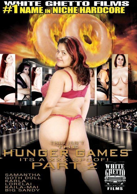 This Isn't The Hunger Games - It's A XXX Spoof #02