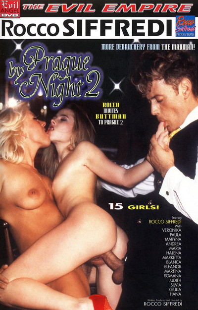 Prague By Night #02 DVD