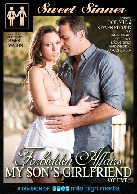 Forbidden Affairs #04 - My Son's Girlfriend