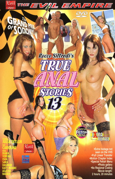 True Anal Stories #13