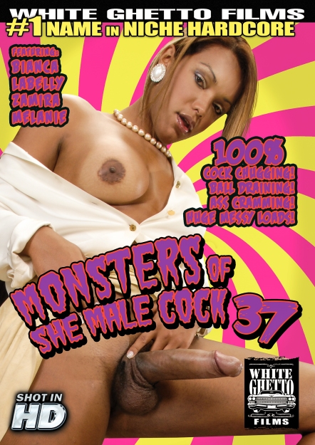 Monsters Of She Male Cock #37