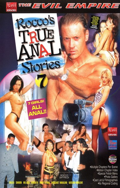 True Anal Stories #07