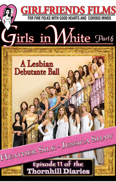 Girls in white #06