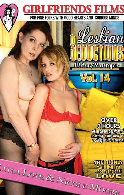 Lesbian seductions #14