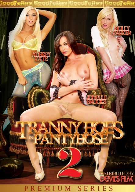 Tranny Hoes In Pantyhose #02
