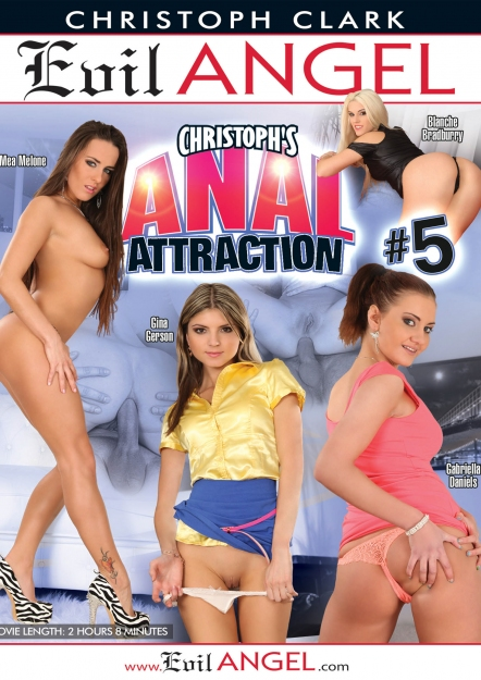 Christoph's Anal Attraction #05