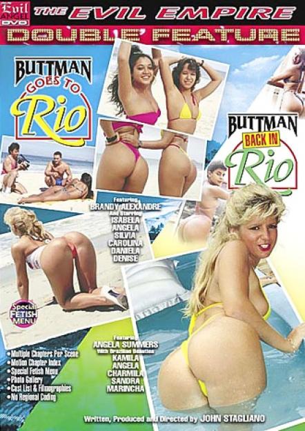 Buttman Goes To Rio