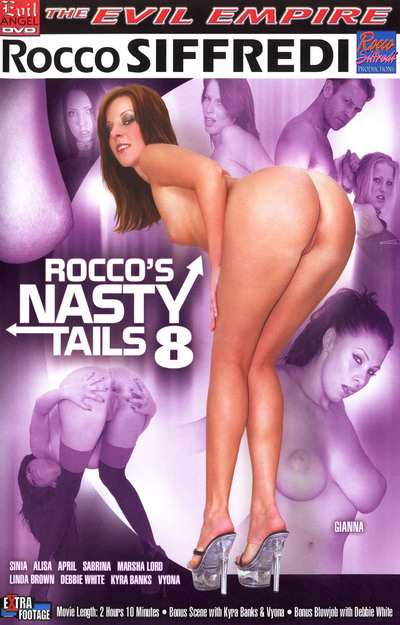 Nasty Tails #08