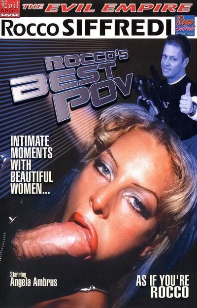 Rocco's Best Pov DVD