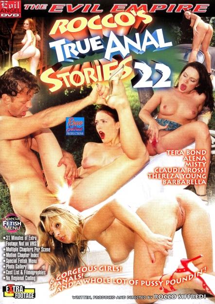 True Anal Stories #22 DVD