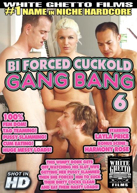 Bi Cuckold Gang Bang #06