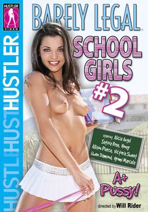 Barely Legal School Girls #2 DVD