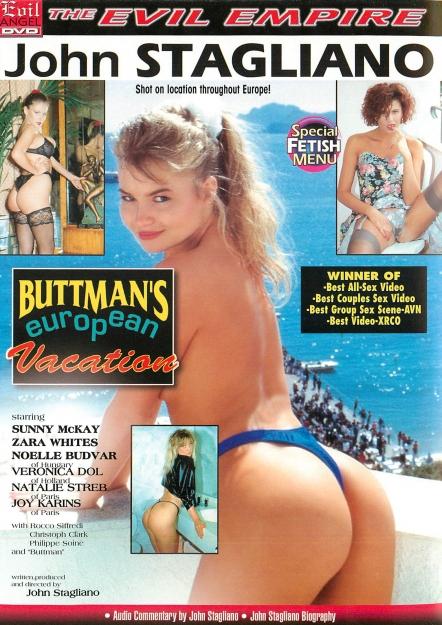Buttman's European Vacation