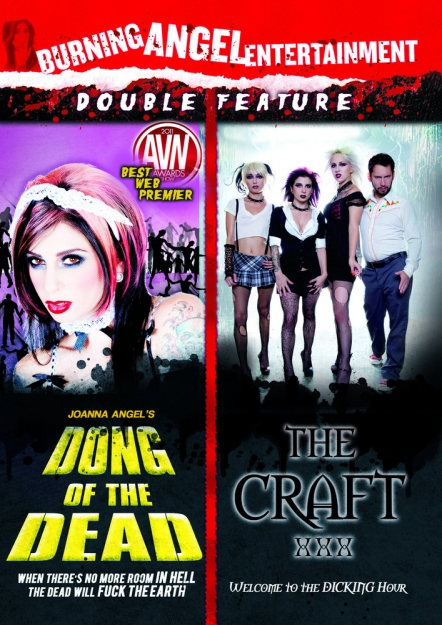 Dong Of The Dead - The CraftXXX
