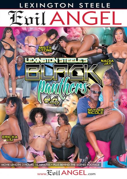 Black Panthers #04
