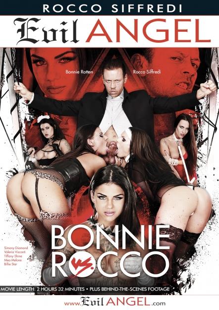 Bonnie Vs Rocco DVD