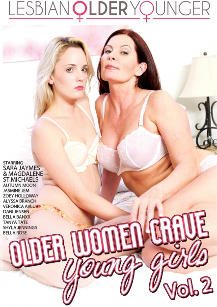 Older Women Crave Young Girls #02