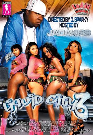 Liquid City #3 DVD