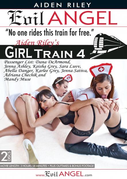 Girl Train #04