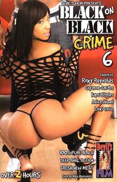 Black On Black Crime #06