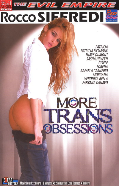 More Trans Obsessions DVD
