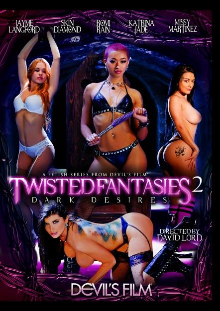 Twisted Fantasies #02 - Dark Desires
