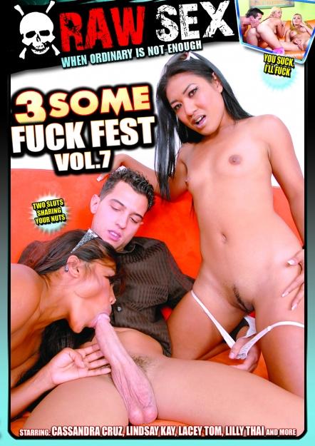 3some Fuckfest #07