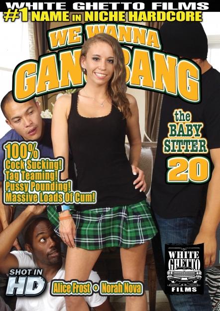 We Wanna Gang Bang The Babysitter #20