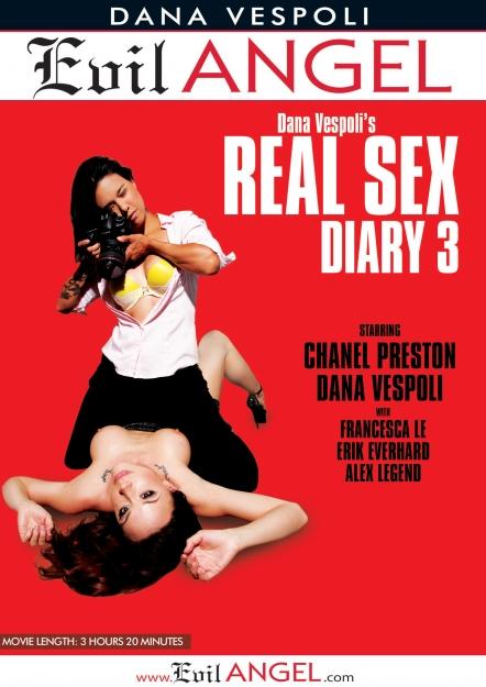 Dana Vespoli's Real Sex Diary #03