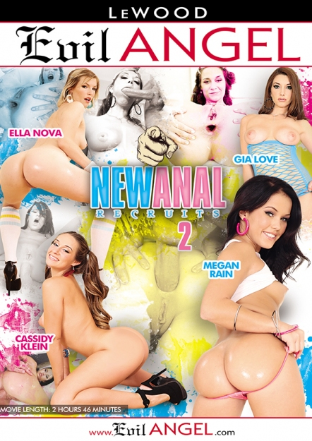 New Anal Recruits #02