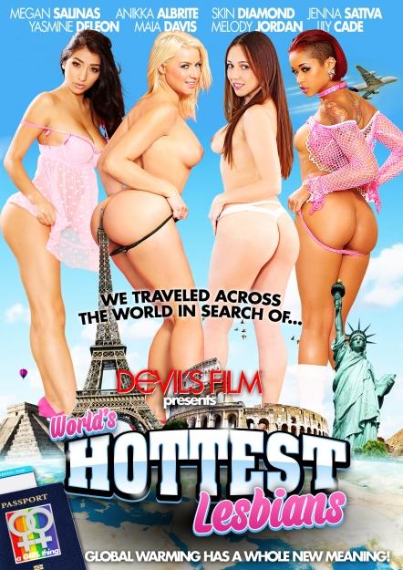 Worlds Hottest Lesbians