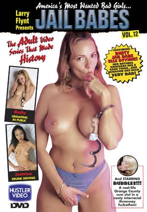 Jail Babes #12 DVD