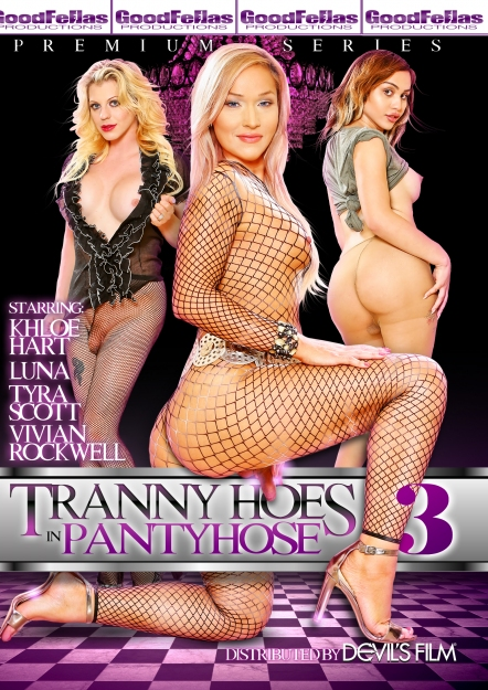 Tranny Hoes In Pantyhose #03