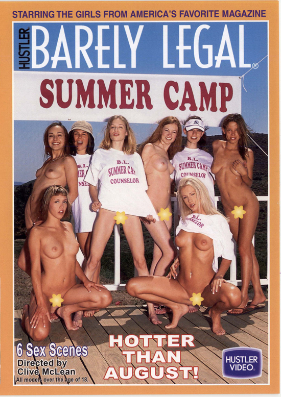 Barely Legal Summer Camp #1