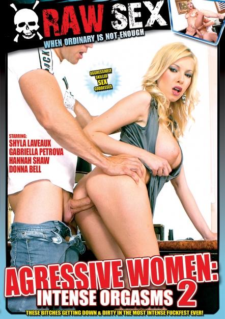 Aggressive Women - Intense Orgasms #02