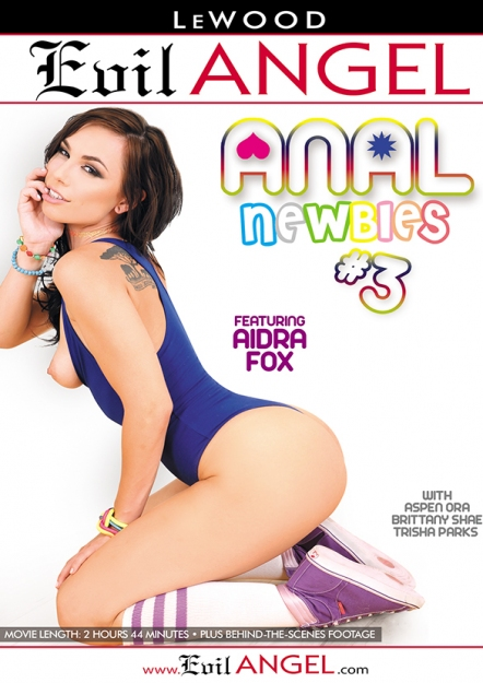 Anal Newbies #03