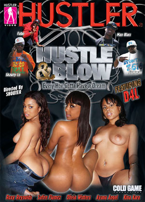 Hustle & Blow #1 DVD