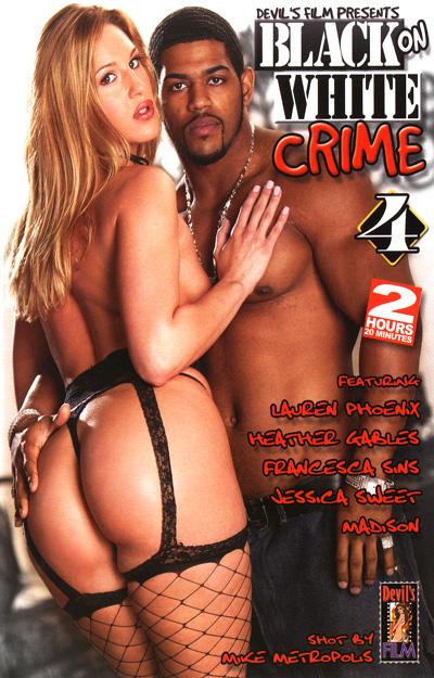 Black On White Crime #04