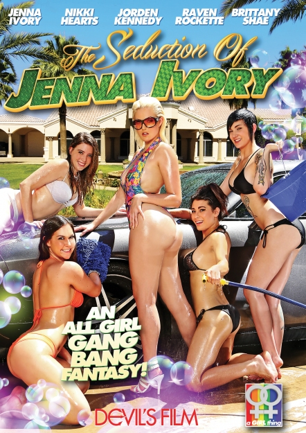 The Seduction Of Jenna Ivory