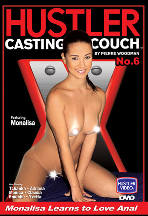 Casting Couch #6 DVD