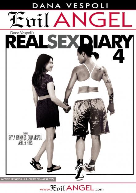 Dana Vespoli's Real Sex Diary #04