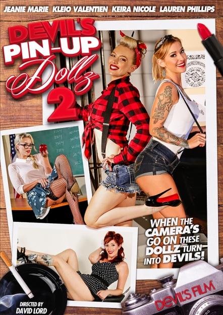 Devil's Pinup Dollz #02
